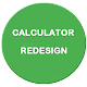 Calculator Redesign Download on Windows