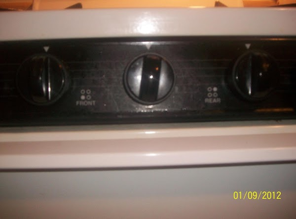 Preheat oven to 375*F.