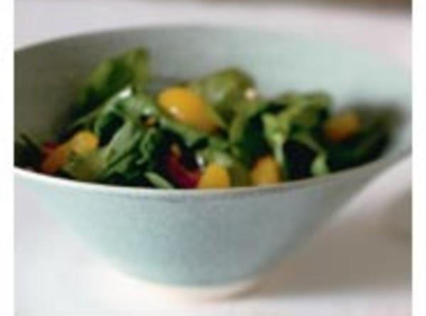 Hudsons Spinach And Mandarin Orange Salad Recipe