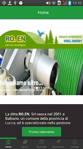 RO. EN. Servizi Ecologici