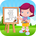 Coloring 4Kids icon