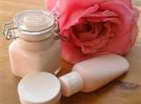 Light Rose Moisturizer Recipe