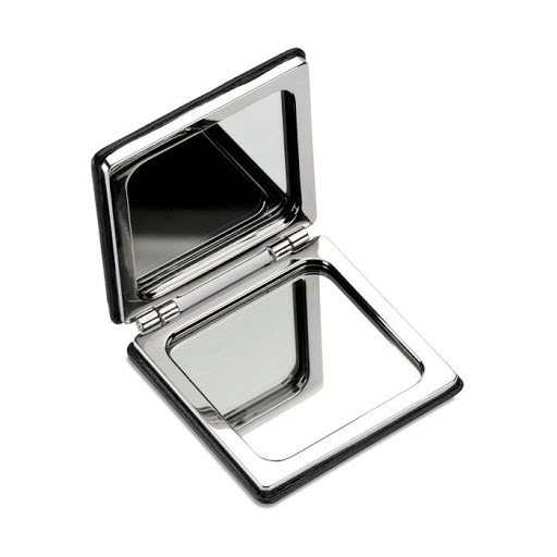 Square Handbag Mirror