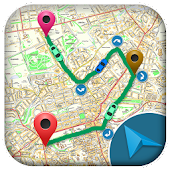 Route Finder On Maps & Navigation