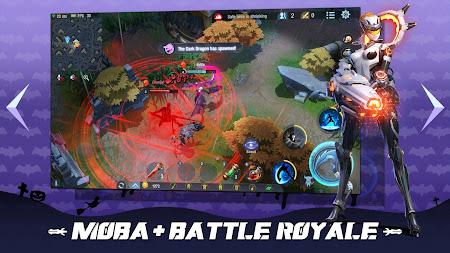 Survival Heroes - MOBA Battle Royale 1.3.0 screenshot 2094321