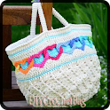DIY Crochet Bag icon