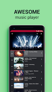 Free Music — Online Videos, Songs Player & Library Screenshot