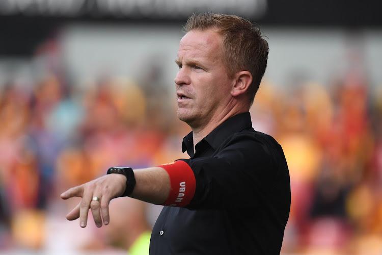 Wouter Vrancken 'niet bezig' met eigen positie, Vanderhaeghe spreekt hem moed in