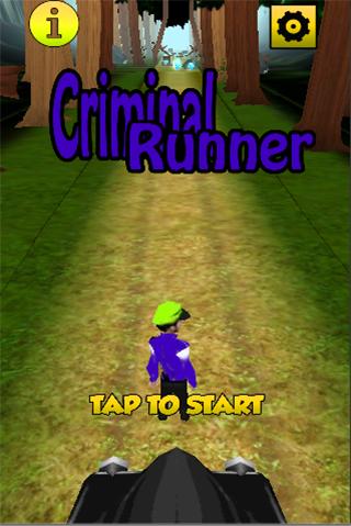 Criminal Run