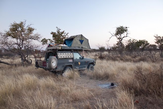 Photo: Beautiful bushcamps all around Botswana / Nádherné buškempy po celé Botswana