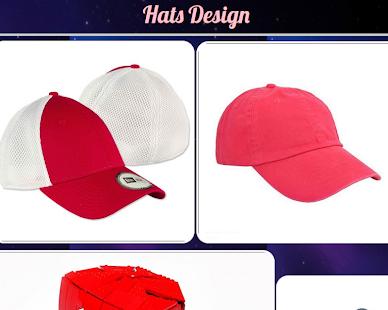 Hats Design - náhled
