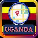 Uganda Maps and Direction icon