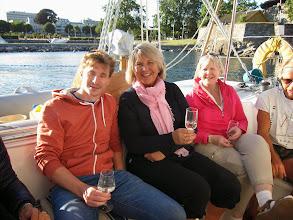 Photo: Robert, Selle Marie, Anne and Bjørn