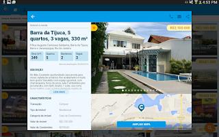 Screenshot of Imóveis - Classificados do Rio