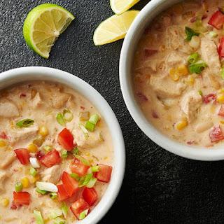 White Chicken Chili With Corn Recipes