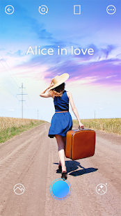 App PICNIC - photo filter for dark sky, travel apps APK for Windows Phone