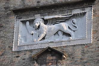 Photo: Okřídlený lev je jedním ze symbolů Benátek.