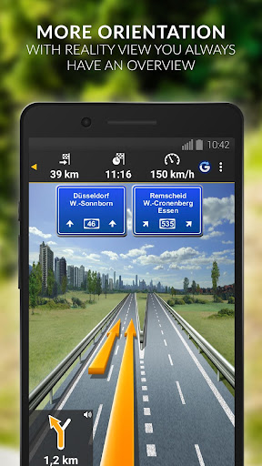 NAVIGON Europe v5.9.9 [Patched][Android]