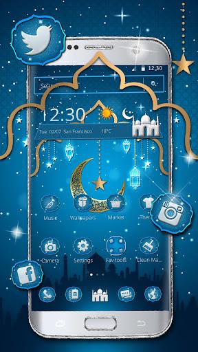 Ramadan kareem Mobile Theme 1.1.0 screenshots 1