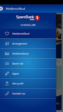 SpareBank 1 SMN Kundeklubb 2.0.8 screenshot 2092107
