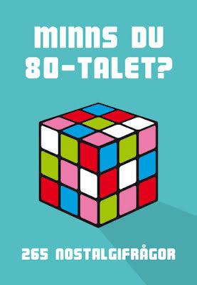 Minns du 80-talet?