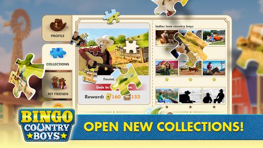 Bingo Country Boys: Free Bingo Game u2013 Live Bingo 0.003.210 screenshots 2