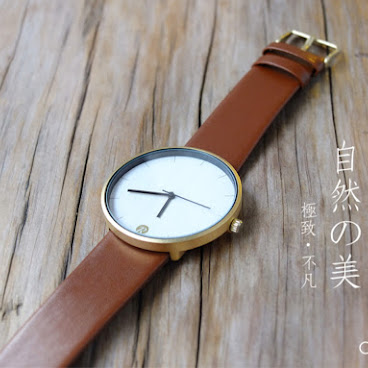 Oak Watch (white color)