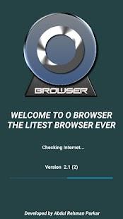 O Browser - náhled