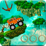 Jungle Racing Icon