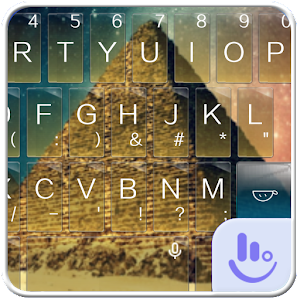 TouchPal Travel Egypt Theme