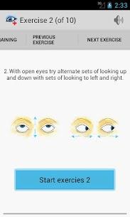 Eye Doctor Trainer – Exercises to Improve eyesight 1.05 Mod APK Updated 2