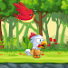 Run, chicken, run! icon
