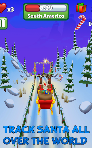 Santa Tracker - Mobile Edition