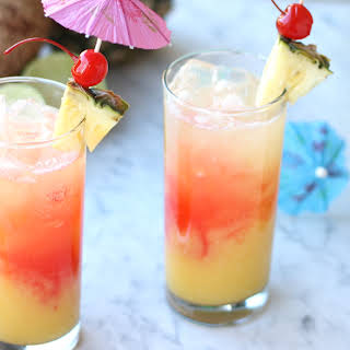 Tropical Party Punch.