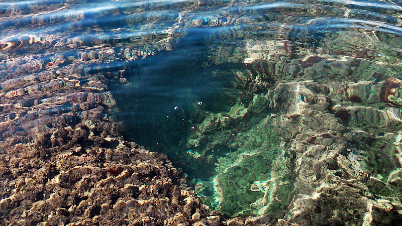 Trasparenze marine di Pinco_Pallino
