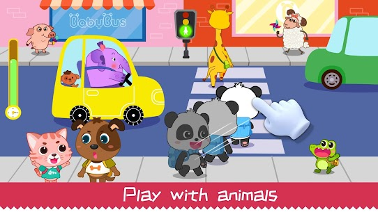 Baby Panda's Kids Safety 9