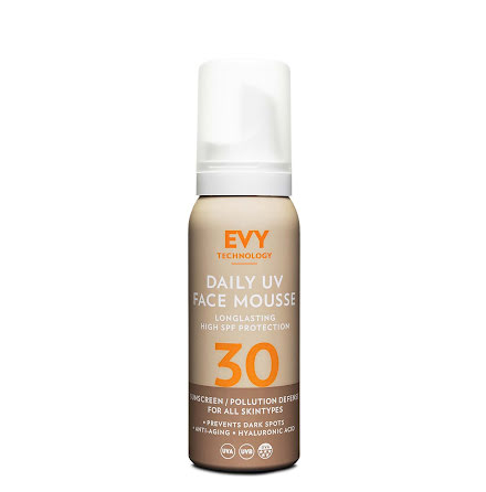 Daily UV Face mousse SPF30 - 75ml