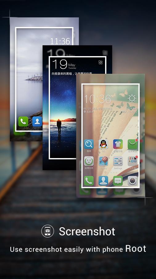 EasyTouch(Holo style) - screenshot