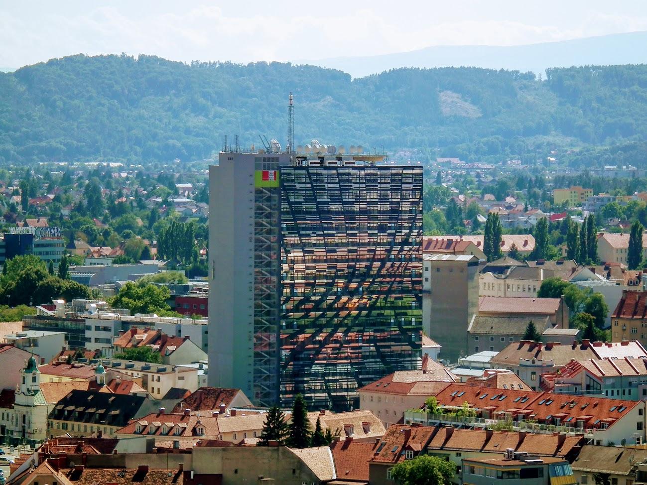 Graz 9/Griesplatz - DVB-T gapfiller