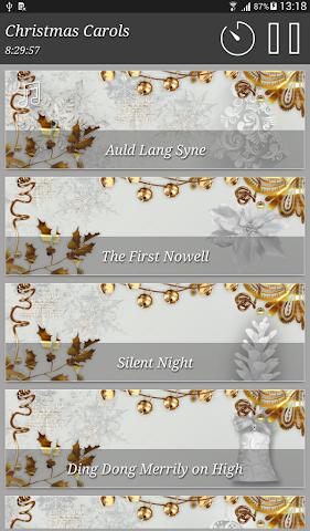 android Christmas Carols New Age Screenshot 12