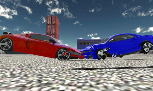 Crash Car - Crush Simulation