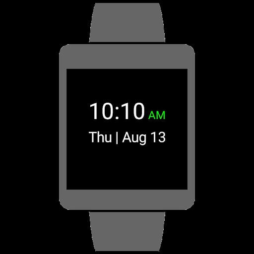 Simplistic Watch Face