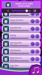 Wake Up Alarm Ringtones - náhled