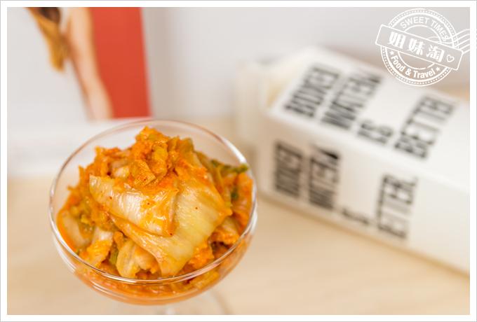 大頭韓式泡菜柴魚牛奶泡菜3