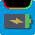 Notch Battery bar - Live wallpaper icon