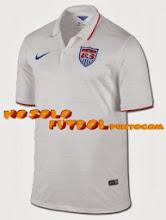 Photo: USA 1ª Mundial 2014 * Camiseta Manga Corta
