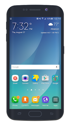 android CM12.x/CM13 Galaxy Note 5 Screenshot 0