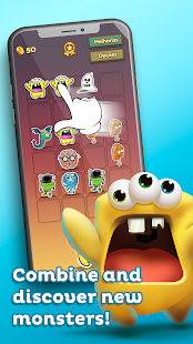 Download Monster Garden   Click & Idle For PC Windows and Mac apk screenshot 1