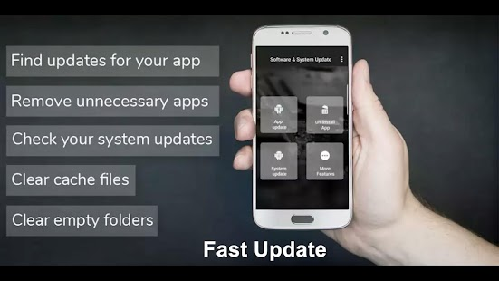 Phone Update - Update android version - náhled