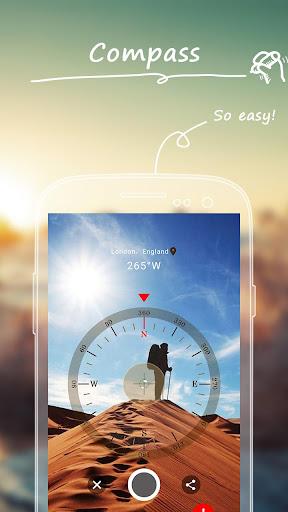 玩免費工具APP|下載Powerful  Compass app不用錢|硬是要APP